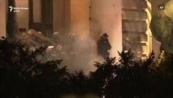 Protesta të reja në Beograd
