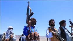 Amid Taliban Offensive, Afghan Civilians Are Taking Up Arms