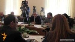 ԼՂՀ-ն ճանաչելու օրինագծի վերաբերյալ որոշում չկայացվեց