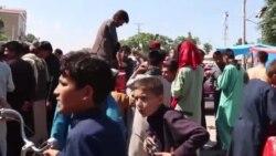 افغان ماشومان په خپل اختري څه پېري؟