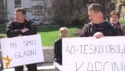 13 04 2015 Протести во Сараево, Кабул и Куета