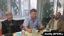 Дамир Исхаков, Искандер Измайлов, Руслан Айсин