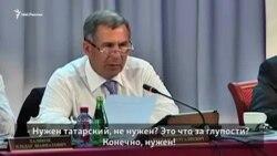 2013-2017: Как менялось мнение Минниханова о татарском языке