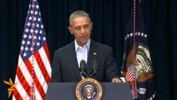Обама: Русија да ги прекине нападите во Сирија