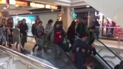 Уфада телефон терроры башланганнан бирле 15 меңләп кеше эвакуацияләнгән