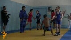 Напередодні Олімпіади дзюдоїст Зантарая тренується з дітьми