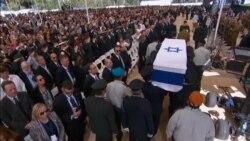 Sahrana Šimona Peresa