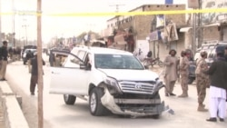 Suicide Bomber Kills Four, Injures 22 In Southwest Pakistan