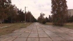 Опустевший город. Армянск после эвакуации детей (видео)