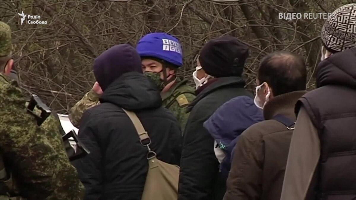 Украина освободила из плена 20 граждан – видео обмена
