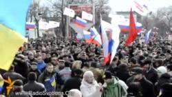 Луганська ОДА захоплена проросійськими активістами