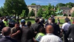 Brawl At Turkish Ambassador's Home In Washington