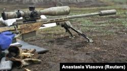 Snayper silahı, arxiv foto