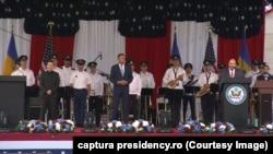 Românii și americanii au sărbătorit Ziua Americii( 4 iulie) la București