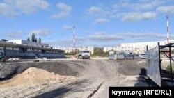 Стадион «Горняк» в Балаклаве снова в «простое», ноябрь 2020 года