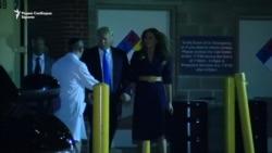 Трамп го посети ранетиот конгресмен Скалис