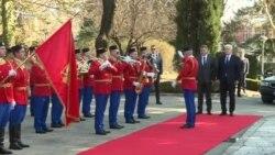 Zvizdić u posjeti Crnoj Gori