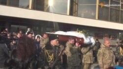 У Луцьку попрощалися зі 150-м земляком, загиблим в АТО