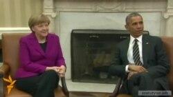 Օբամա․ Ռուսաստանը խախտել է Մինսկի համաձայնագրի բոլոր դրույթները