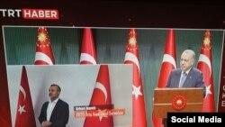 Түркиянын президенти Режеп Тайып Эрдоган Орхан Инанды Түркияга жеткирилгенин 5-июлда жарыя кылган.