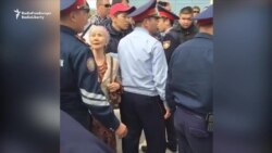 Police Disperse Kazakhs Protesting Land Privatization