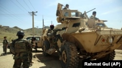 آرشیف٬ نیروهای امنیتی افغانستان