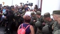 Під час мітингу в Одесі сталися сутички (відео)