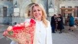 Янина Павленко, исполняющая обязанности главы российскойадминистрации Ялты