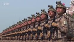 Кытайда хакимияткә коммунистлар килүнең 70 еллыгын хәрби тантана белән билгеләделәр