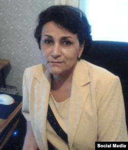 Мунаввара Усмонова