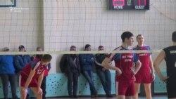 Чемпионат Молдовы по волейболу в Бендерах