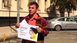 На Банковій читали вірші, авторів яких Янукович нагородив почесними званнями