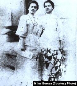"""Ecaterina Arbore, medic la Sanatoriul """"Filaret"""" din București, 1904. Sursa: Arhivele Naționale Istorice Centrale"""