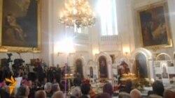 Панахида у Варшаві, присвячена 70-річчю Волинської трагедії