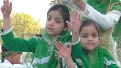 Crowds Celebrate Birthday Of Prophet Muhammad In Islamabad