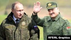 Коллаж. 14 вересня у російському Сочі пройшли переговори Лукашенка з російським президентом Володимиром Путіним, який одним із перших привітав його з перемогою на виборах 9 серпня. Однак, коли ЦВК оголосило результати виборів – розпочалися масові протести.