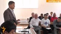 Начался суд по иску ОСДП против алматинского маслихата