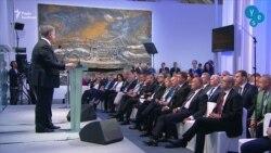 Ключові тези Порошенка на відкритті форуму YES у Києві (відео)
