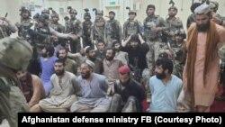 بیست تن از نیروهای امنیتی و دفاعی افغان که در ولایت نیمروز در یک زندان گروه طالبان زندانی بودند در پی عملیات نیروهای افغان رها شدند.
