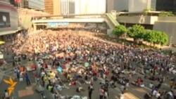 Гонконгдогу нааразылык