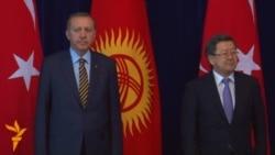 Эрдоган: Соода көлөмүн млрд долларга жеткиребиз