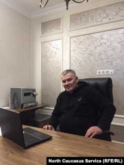 Аушев Мохьмад, адвокат