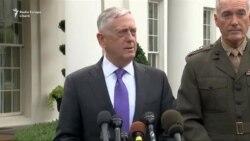 """Jim Mattis avertizează cu privire la o """"ripostă militară masivă"""" împotriva Coreii de nord"""