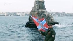 «Путин – «иуда» русского народа» – боевик из Крыма (видео)