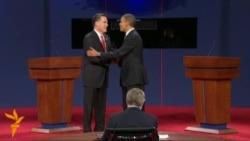 Обама ва Ромнининг илк дебати