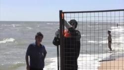 На узбережжі Азовського моря прокуратура почала демонтаж незаконних споруд