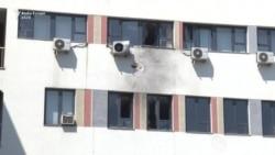 Priština nakon eksplozije