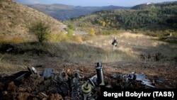 Нагорный Карабах, 11 октября 2020