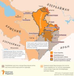 Infographics - Agreement on Karabah - KAZ