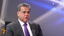 Iraqi Kurdish Official: 'Moral Responsibility' To Help Syrian Kurds In Kobani